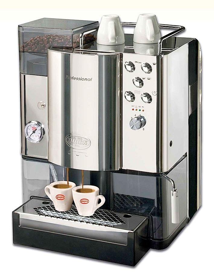quickmill mod 5000 sx professional kaffeevollautomat. Black Bedroom Furniture Sets. Home Design Ideas
