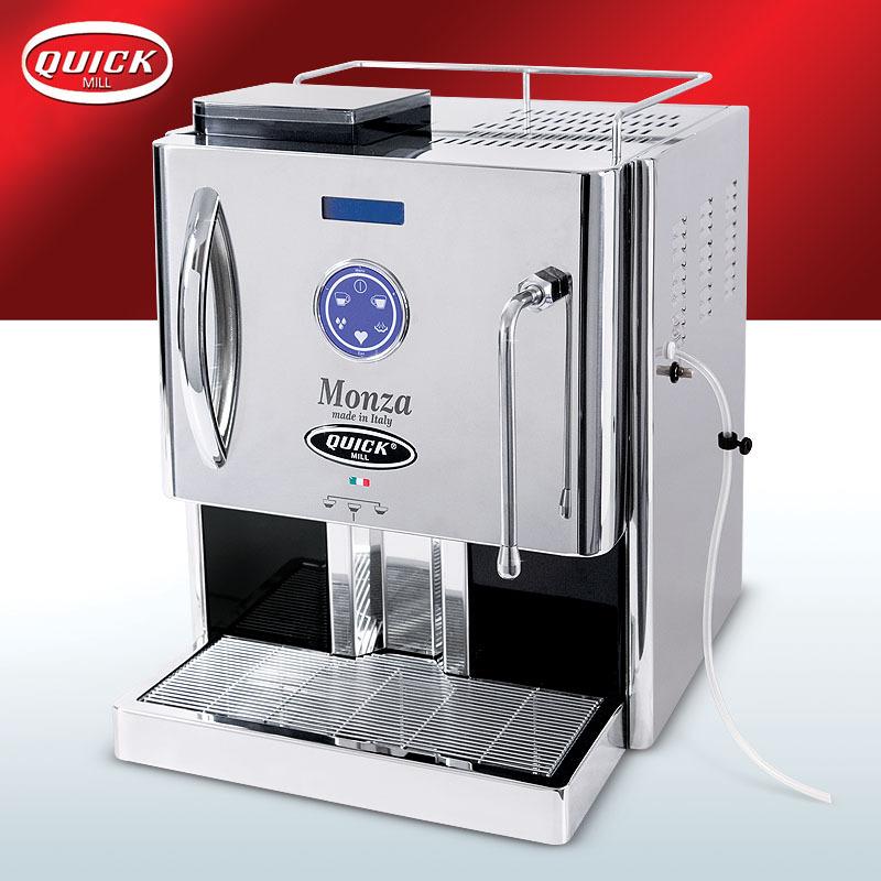 quickmill 5009 monza kaffeevollautomat in perfektion. Black Bedroom Furniture Sets. Home Design Ideas